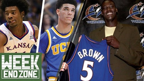 2017 NBA Draft Order Predictions, Who's the Biggest Draft Bust of All Time?- WeekEnd Zone