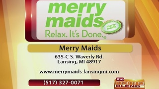 Merry Maids -12/1/16 - Video