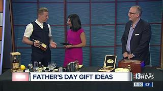 Cocktails and Cigars make great Father's Day gifts