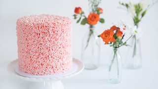 Ruffle cake made easy! - Video