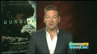 Kenneth Branagh 7/17/17 - Video