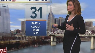 Bree's Wednesday Forecast: Dec. 14, 2016 - Video