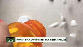Money-back guarantees on medication... but who benefits? - Video
