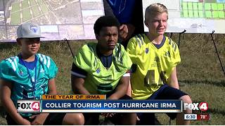 Sports tourism key to marketing Collier County after Irma - Video