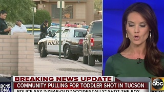 How did 7-year-old get gun to shoot 3-year-old? - Video