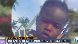 Infant's death under investigation - Video