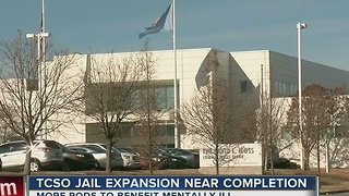 TCSO Jail Expansion Nears Completion - Video