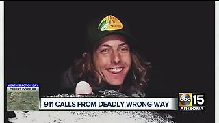 911 calls released in deadly wrong-way crash - Video