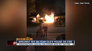Tampa neighborhood terrorized by arson - Video