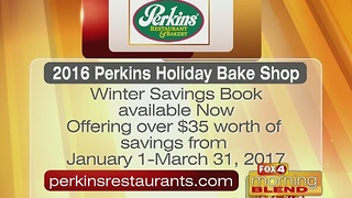Perkins Pies 12/15/16 - Video