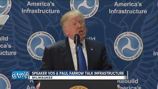 Local leaders visit the White House to talk about government regulations - Video