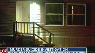 Murder-Suicide Investigation In Creek County - Video