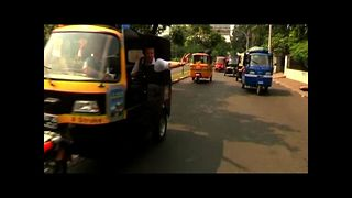Rickshaw Rally - Video