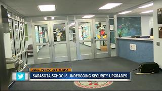 Security upgrades coming to Sarasota Co. schools - Video