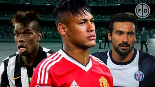 Transfer Talk | Neymar to Manchester United for £240million?