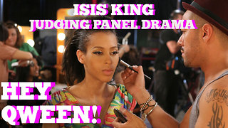 Isis King On America's Next Top Model Judging Panel Drama: Hey Qween! BONUS - Video