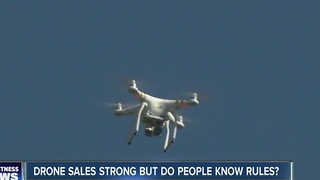 DRONE SALES FOR HOLIDAYS - Video