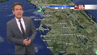 Florida's Most Accurate Forecast with Ivan Cabrera on Saturday, July 1, 2017 - Video