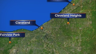 More Cuyahoga County school districts begin testing for lead levels in drinking water - Video