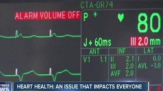 Heart Health: an issue that impacts everyone - Video