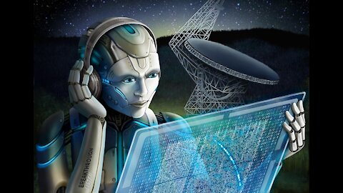 Are Mysterious Fast Radio Bursts Propelling Alien Spacecraft?