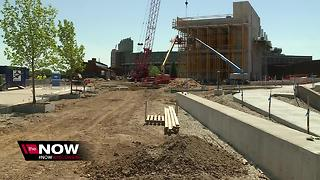 Titletown District construction on schedule - Video