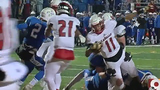 La Salle 35, Whitehouse Anthony Wayne 0 - Video