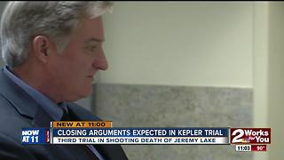 Closing arguments are expected for Shannon Kepler trial - Video