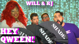 WILL & RJ on HEY QWEEN! with Jonny McGovern PROMO - Video