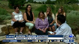 Event to mark 5-year anniversary of Aurora movie theater shooting - Video