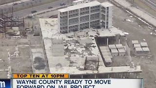Wayne County Jail project moving forward - Video