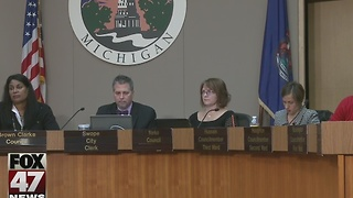 Still no Lansing City Council President after third round of voting - Video