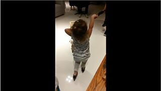 This Cute Girl Can Dance The Flamenco Like A Pro - Video