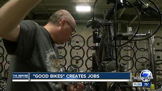 Goodwill Good Bikes Program - Video