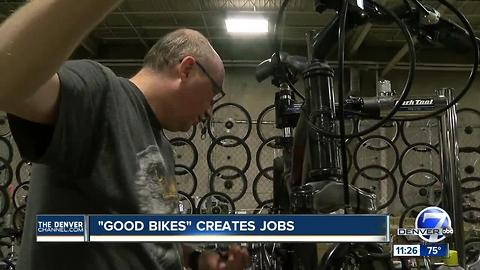 Goodwill Good Bikes Program