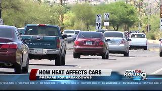 Extreme heat safety and preparation on the roads - Video