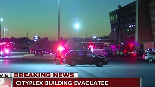 Breaking News - CityPlex Fire - Video
