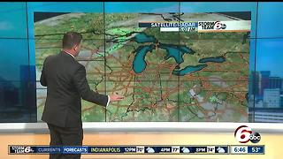 Heat, humidity returns soon - Video
