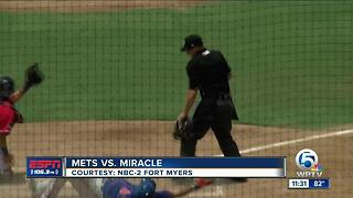 Mets, Miracle Split Doubleheader in Fort Myers - Video