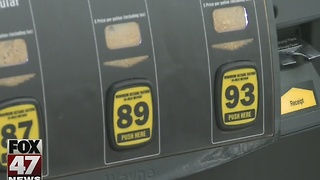 Michiganders react to gas tax increase - Video