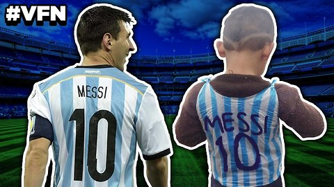 Lionel Messi To Meet Superfan! | Viral Footy News