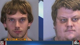 Deputies: Two men arrested, charged with sexually abusing minor and adults, some special needs