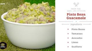 Pinto Bean Guacamole | Rare Life + Bush's Cocina Latina - Video