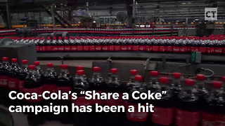 Coke Website Has Creepy Response If You Type in Any of These 24 Countries - Video