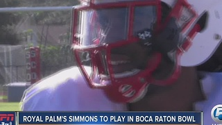Western Kentucky DB De'Andre Simmons returns home to play in Boca Raton Bowl - Video
