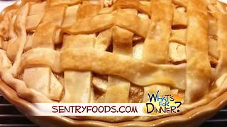 What's for Dinner? - All American Easy Apple Pie - Video