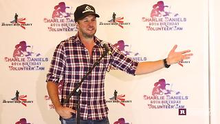 Luke Bryan on what it means to be on stage with Charlie Daniels | Rare Country - Video