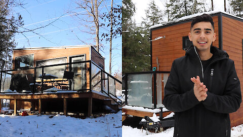You Can Go Off-Grid While Staying At This Secluded Cabin In Ontario