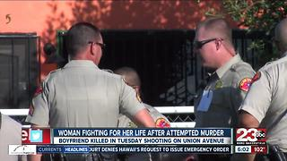 WOMAN SHOT ON 21ST BIRTHDAY - Video