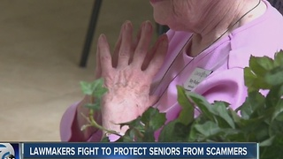 Lawmakers work to protect seniors - Video